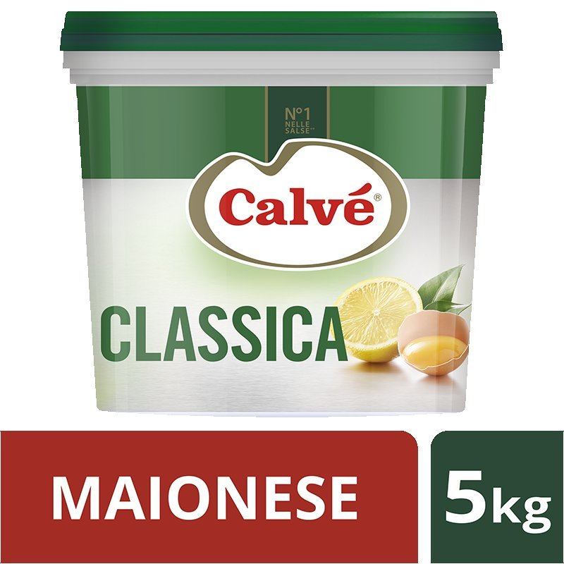 Calvé Maionese Classica 5 Kg -