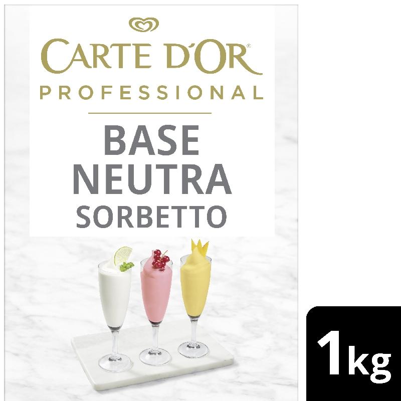 Carte D'Or Base Neutra Sorbetto