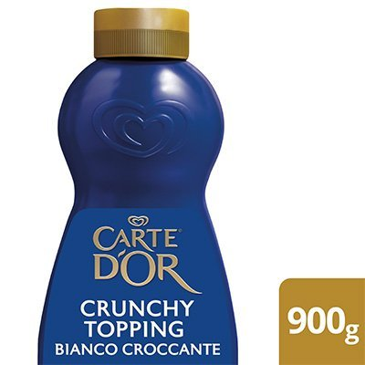 Carte d'Or Crunchy Topping Bianco Croccante 900g -