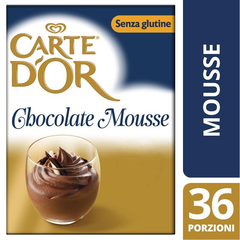 Carte d'Or preparato in polvere per Mousse al Cioccolato 720 Gr -