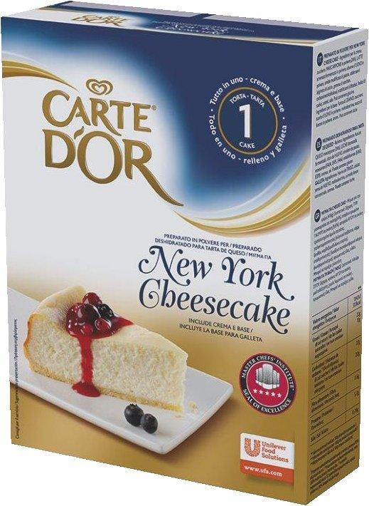 Carte d'Or preparato in polvere per New York Cheesecake 561 Gr -