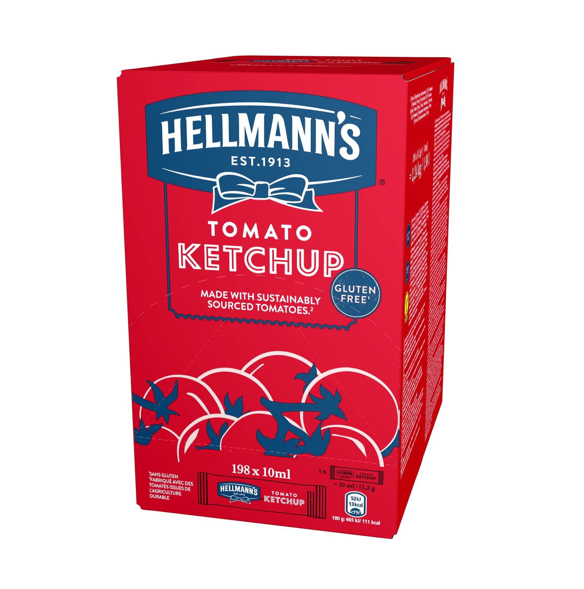 Hellmann's Tomato Ketchup - Tomato Ketchup