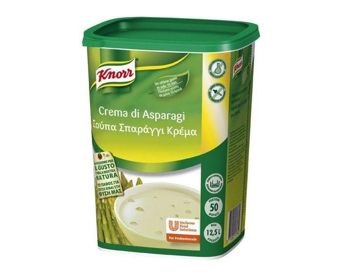 Knorr Crema di Asparagi 900 Gr -