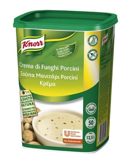 Knorr Crema di Funghi Porcini 850 Gr -