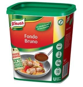 Knorr Fondo Bruno in pasta 1 Kg -