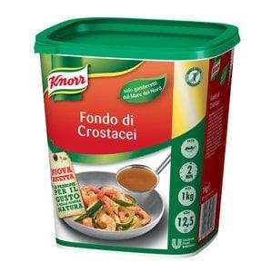 Knorr Fondo di Crostacei in pasta 1 Kg -