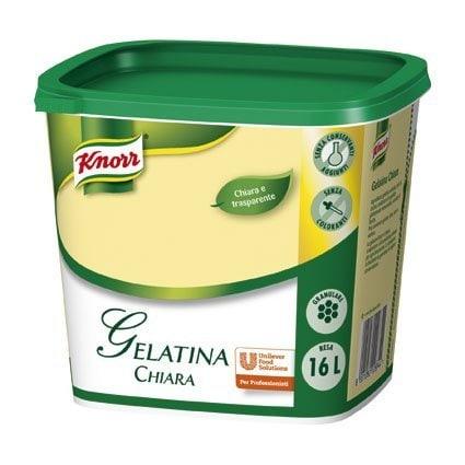 Knorr Gelatina Chiara 800 Gr -