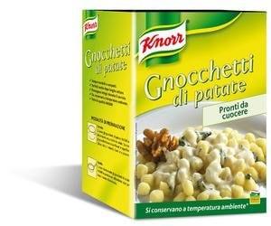 Knorr Gnocchetti di Patate 4 kg -