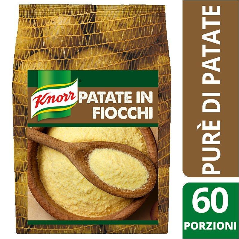 Knorr Preparato per Purè di patate in fiocchi 850 gr -