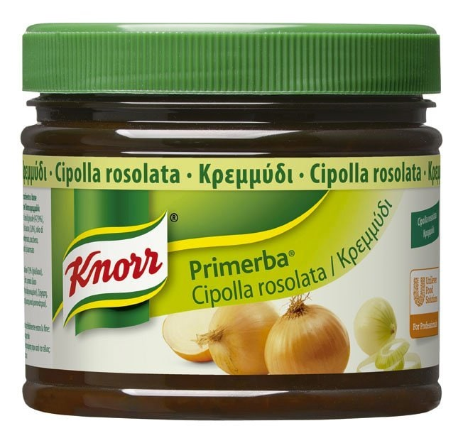 Knorr Primerba Cipolla rosolata 340 Gr -
